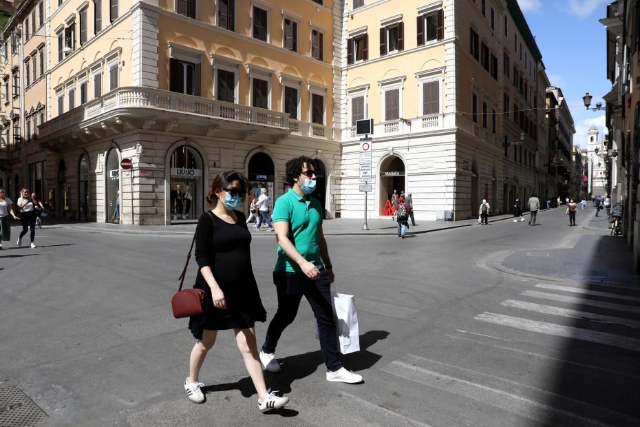 Πάνω από 232.000 τα κρούσματα του κοροναϊού στην Ιταλία