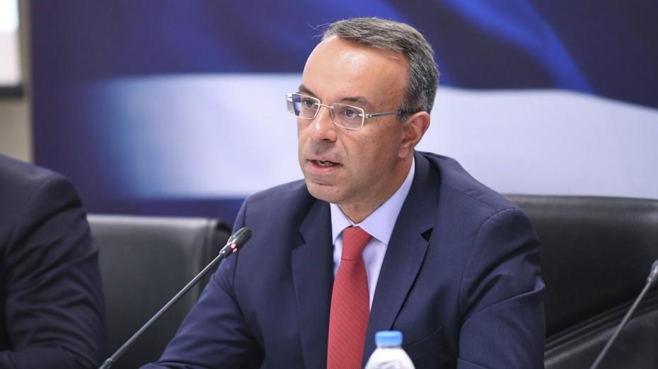 Σταϊκούρας: Ύφεση 13% φέτος - Στόχος η σταδιακή ανάκαμψη από Σεπτέμβριο