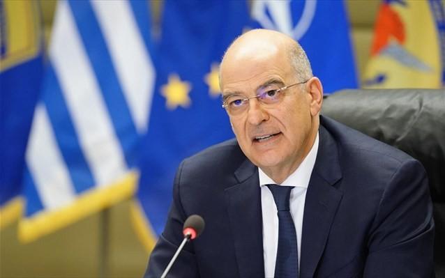 Συμμετοχή Δένδια στο Συμβούλιο Εξωτερικών Υποθέσεων της ΕΕ