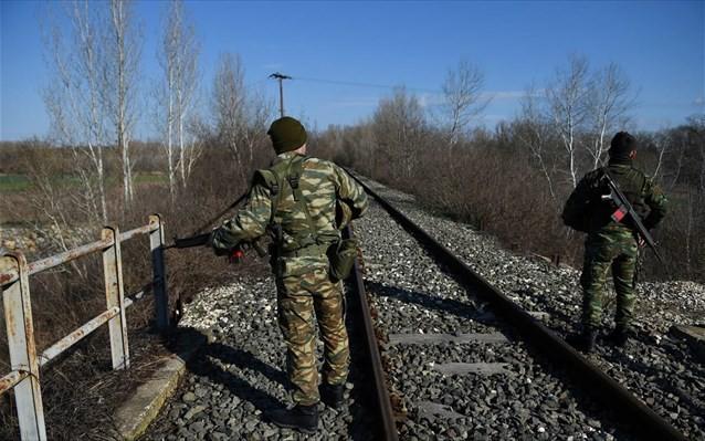 Νέες απειλές από την Τουρκία για τα σύνορα στον Έβρο