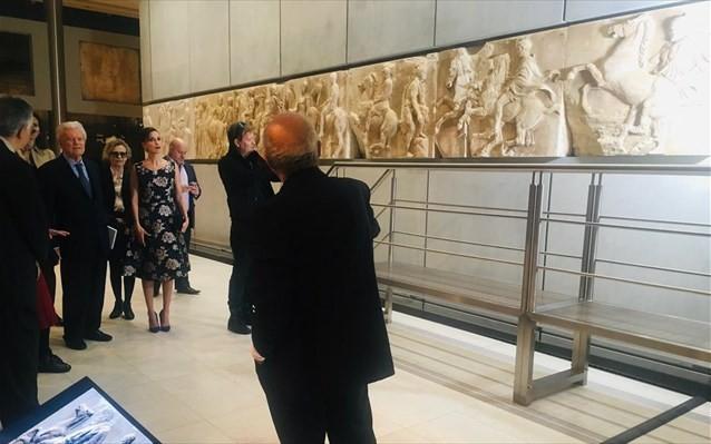 Επιτακτικό αίτημα η επανένωση των Γλυπτών του Παρθενώνα