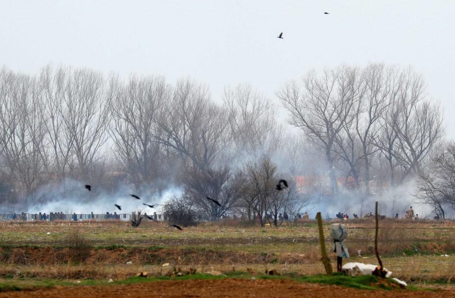 Διπλό επεισόδιο με πυροβολισμούς από Τούρκους στον Έβρο