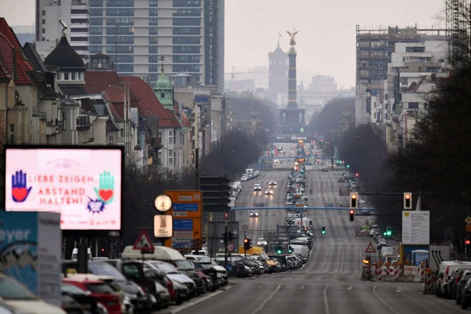 Σε ιστορικά επίπεδα η ύφεση στη Γερμανία λόγω του κοροναϊού
