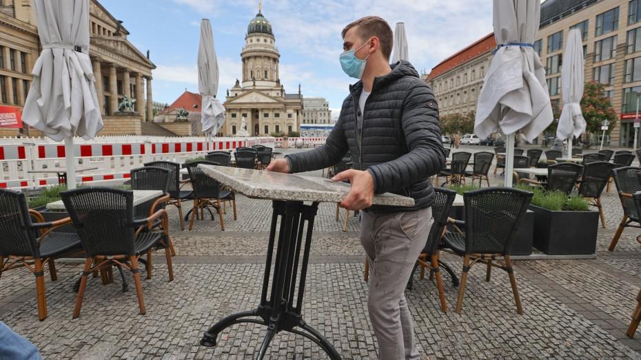 Στο 6,6% η ύφεση στη Γερμανία για το 2020, εκτιμά το Ifo