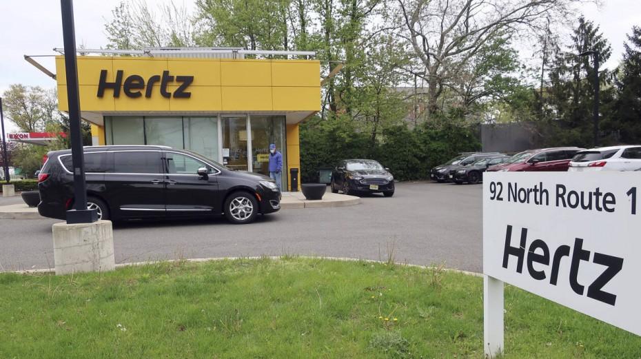 Η Hertz βάρεσε «κανόνι» σε ΗΠΑ και Καναδά