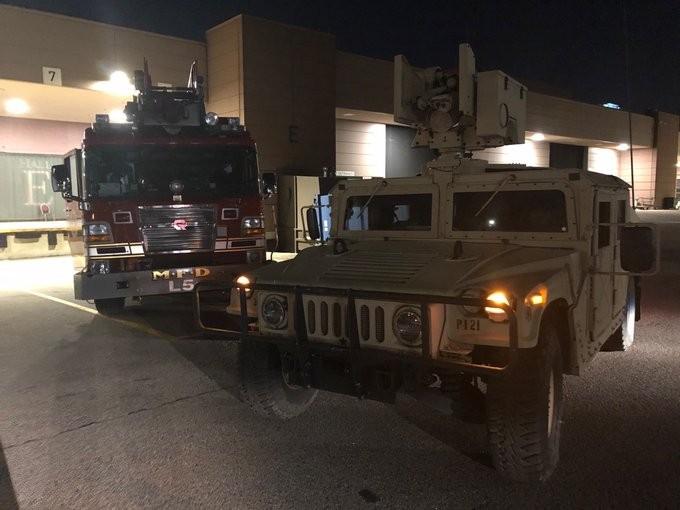 Ο Τραμπ στέλνει 500 στρατιώτες της Εθνοφρουράς στη Μινεάπολη, μετά τη δολοφονία του Τζορτζ Φλόιντ