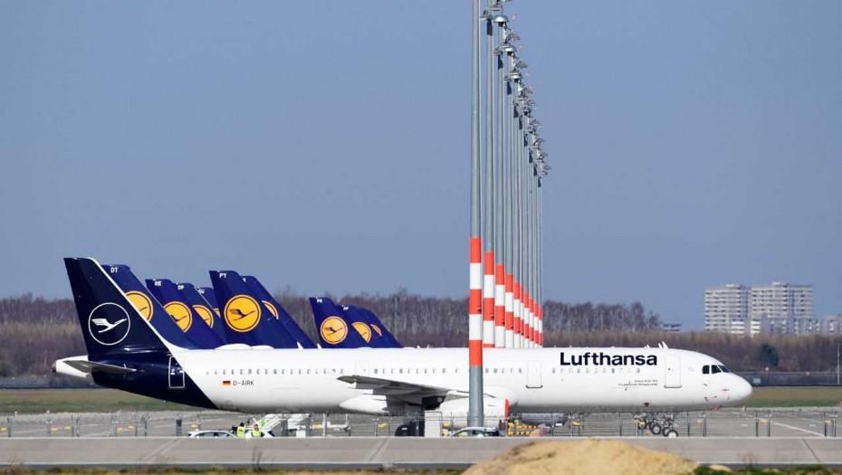 Η ΕΕ φοβίζει τη συμφωνία Γερμανίας - Lufthansa
