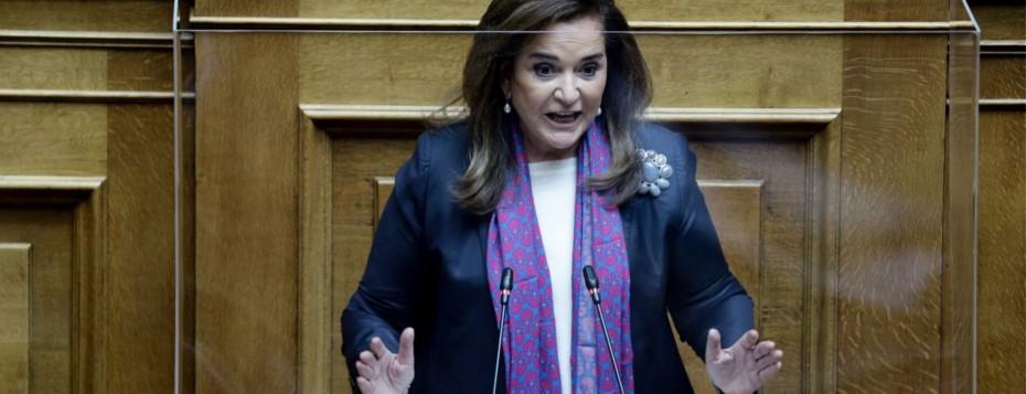 Η Ελλάδα δεν ξαναμπαίνει σε μνημόνια, τόνισε η Μπακογιάννη
