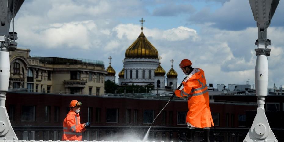 Ξεπέρασαν τους 4.000 οι νεκροί από τον κοροναϊό στη Ρωσία