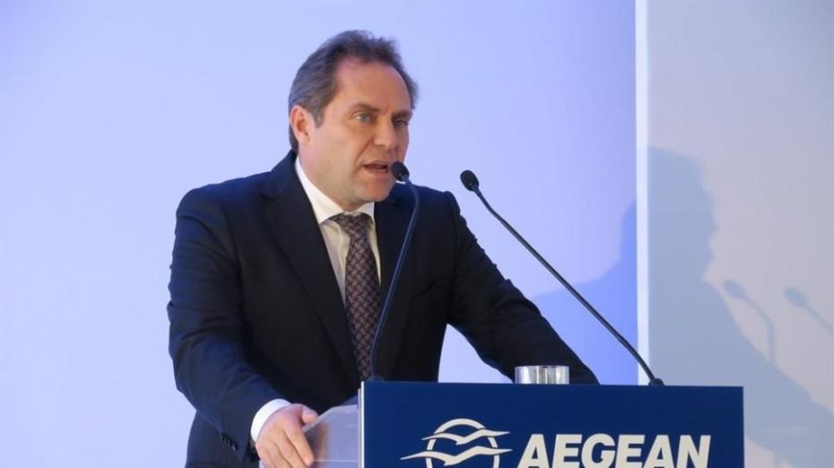 Βασιλάκης: Να υπάρξουν κρατικά εργαλεία στήριξης της Aegean