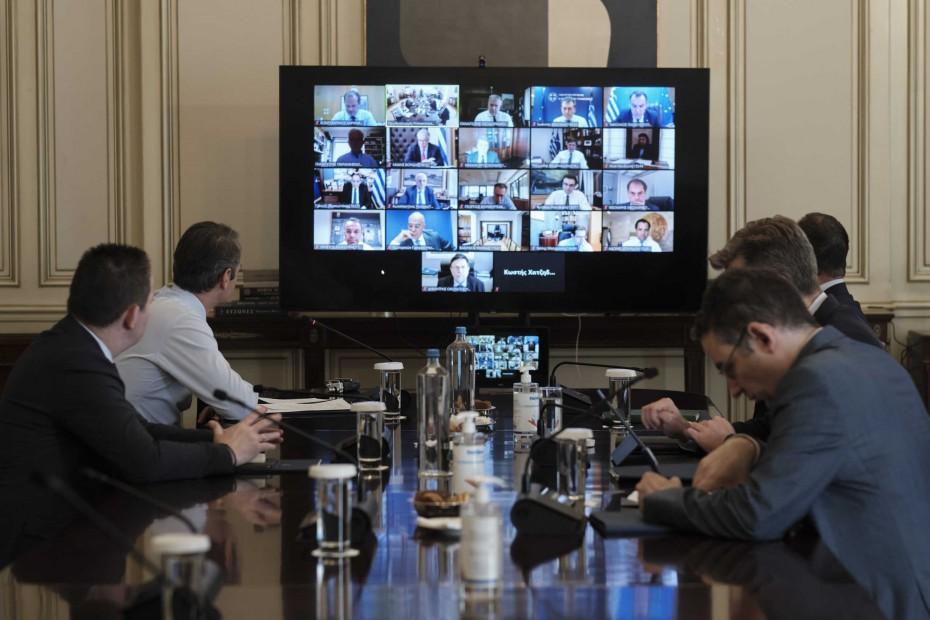 Συνεδριάζει το υπουργικό συμβούλιο την Πέμπτη υπό τον Μητσοτάκη