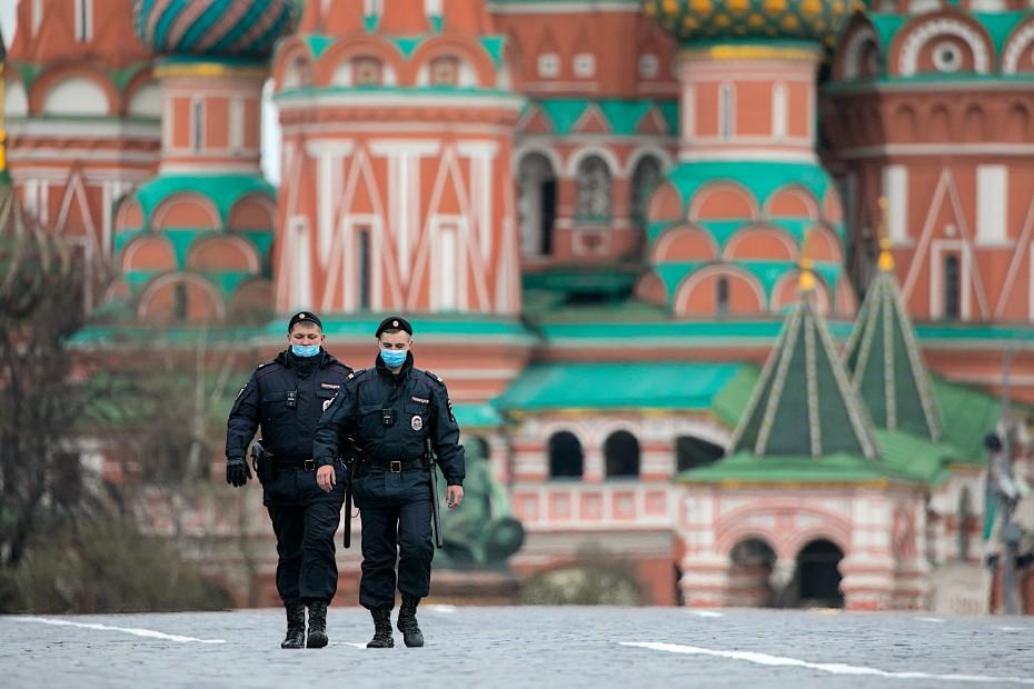 Πάνω από 440.000 τα κρούσματα του κοροναϊού στη Ρωσία