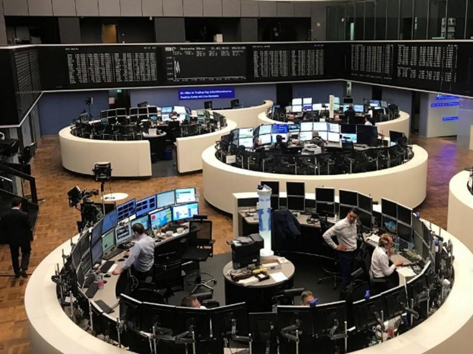 Με νευρικότητα το κλείσιμο των ευρωαγορών στο α' εξάμηνο του 2020
