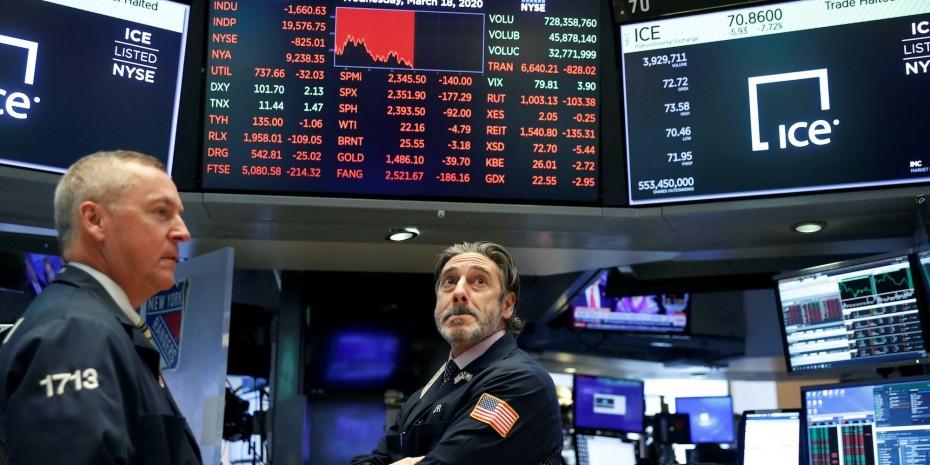 Με μικρά κέρδη το άνοιγμα της Τρίτης στη Wall Street