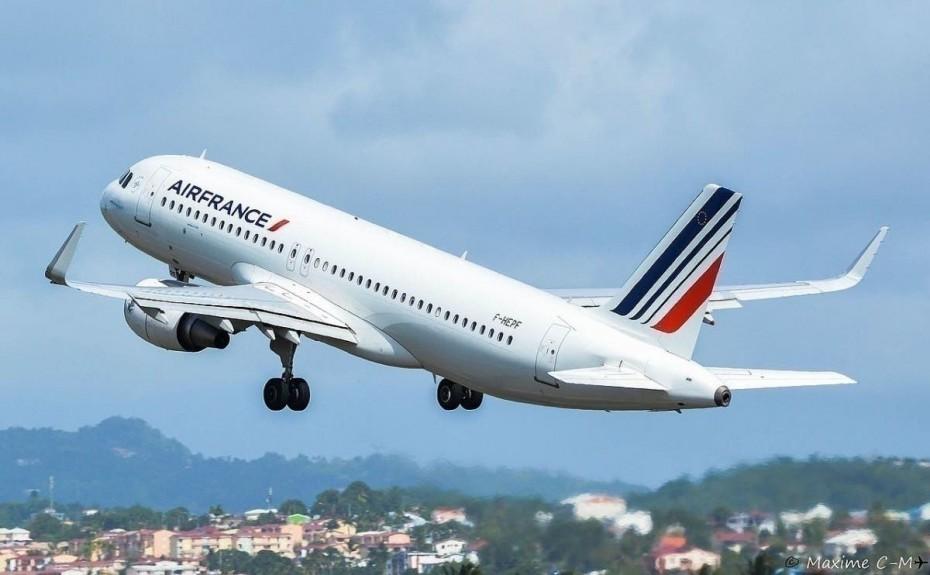 Νέοι προορισμοί από την Air France για Θεσσαλονίκη, Μύκονο και Σαντορίνη