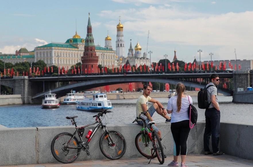 Πλησιάζουν τα 650.000 τα κρούσματα του κοροναϊού στη Ρωσία
