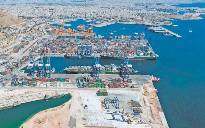 Το ΣτΕ σταμάτησε προσωρινά τα έργα επέκτασης του λιμανιού στην Πειραϊκή