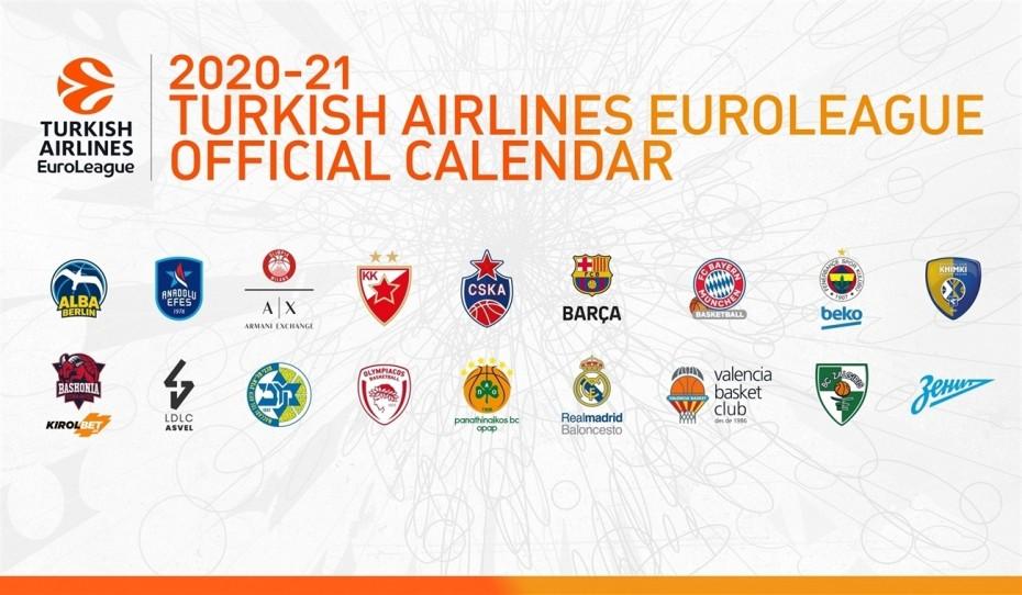 Το πρόγραμμα Παναθηναϊκού - Ολυμπιακού για τη νέα σεζόν στην Euroleague