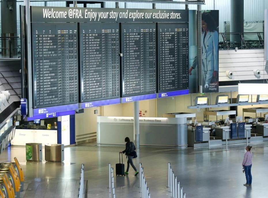 Η Γερμανία επιτρέπει τα ταξίδια στην Ευρώπη από τις 15 Ιουνίου