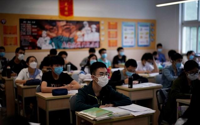 Επίθεση με μαχαίρι σε Δημοτικό στην Κίνα