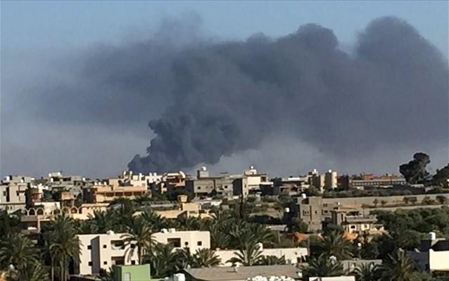 Λιβύη: Οι δυνάμεις του Χάφταρ ανακατέλαβαν περιοχή νοτιοανατολικά της Τρίπολης