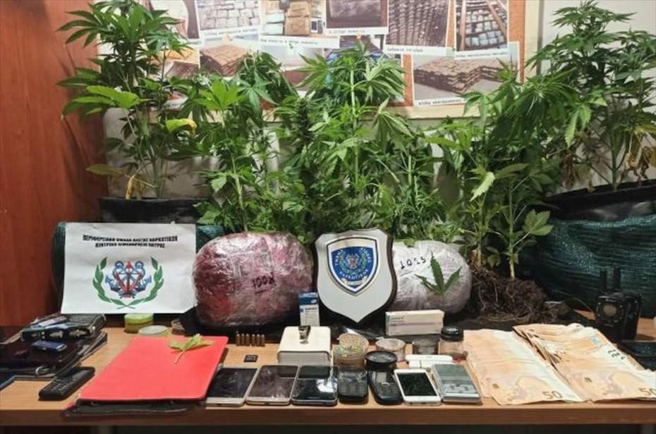 Το Λιμενικό εξάρθρωσε κύκλωμα διακίνησης ναρκωτικών στην Πάτρα