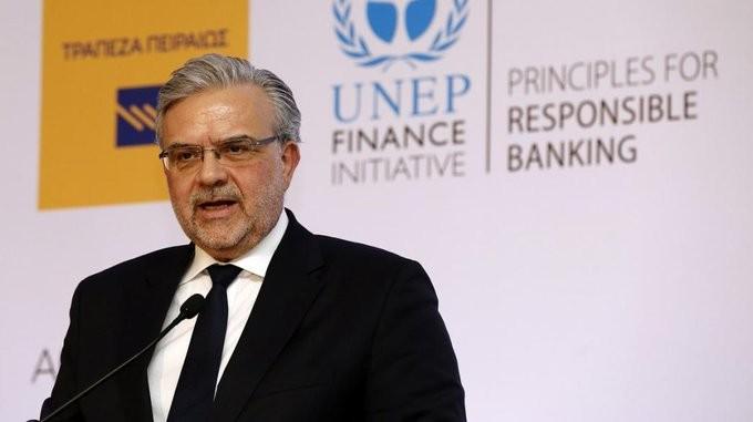 Αισιοδοξία από τον Χρήστο Μεγάλου για την πορεία των ελληνικών τραπεζών