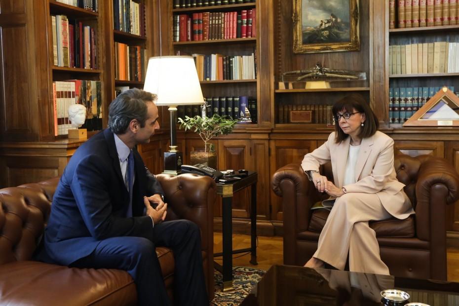 Μήνυμα Μητσοτάκη προς Τουρκία για σεβασμό του Διεθνούς Δικαίου
