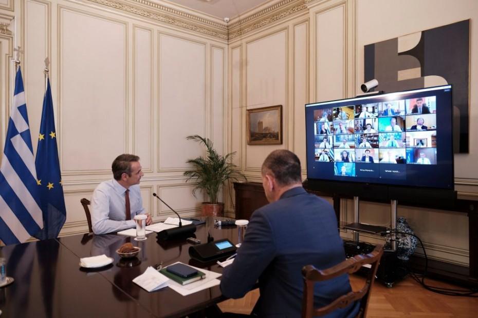 Ολοκληρώθηκε το υπουργικό συμβούλιο - Τα θέματα που συζητήθηκαν