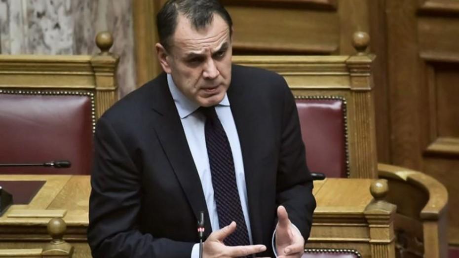 Παναγιωτόπουλος προς Τουρκία:  Έχουμε δηλώσει τις «κόκκινες γραμμές» μας