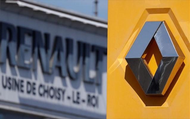 Δάνειο 5 δισ. ευρώ στη Renault με εγγύηση του γαλλικού κράτους