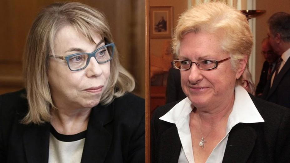 Σαρπ και Αλειφεροπούλου στη νέα ηγεσία ΣτΕ και Αρείου Πάγου