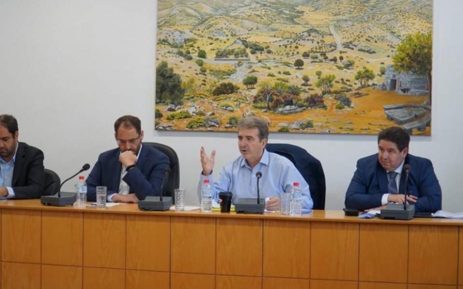 Χρυσοχοΐδης: Διπλασιάζονται οι δυνάμεις της αστυνομίας στα Ανώγεια