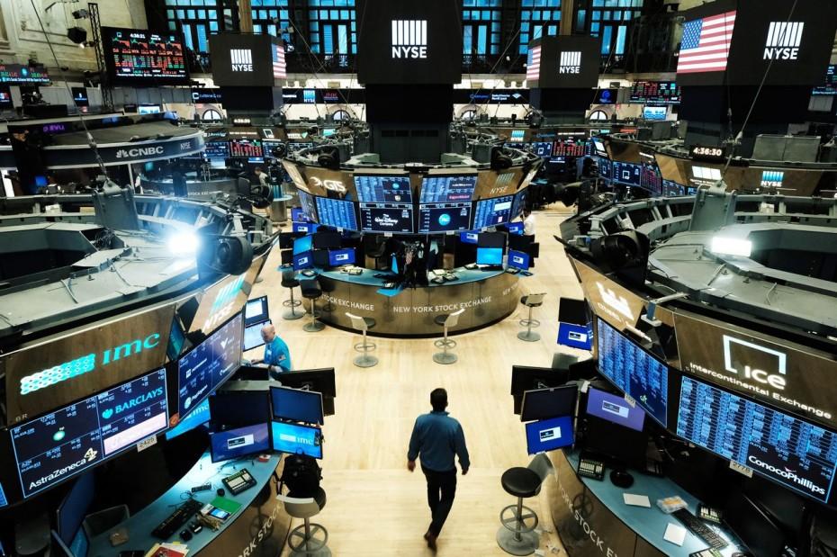 Με κέρδη το άνοιγμα της Wall Street στην εβδομάδα