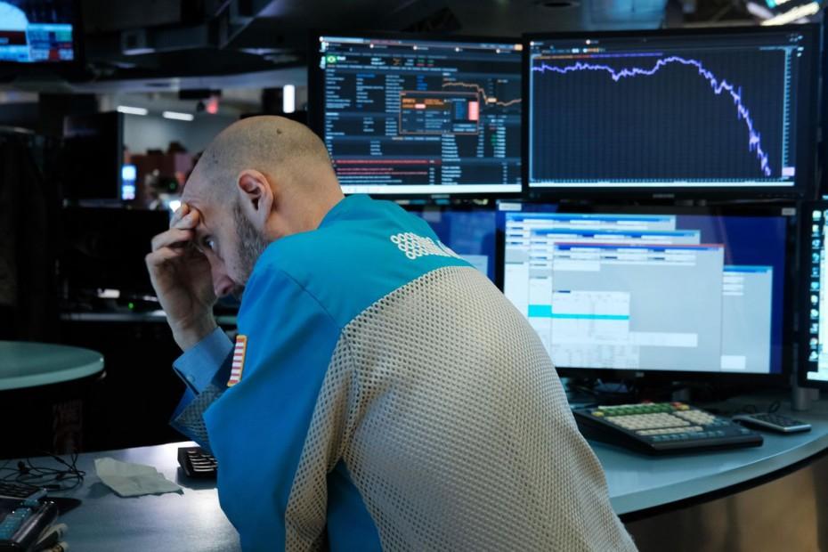 Σε κλίμα νευρικότητας η Wall Street για την Πέμπτη