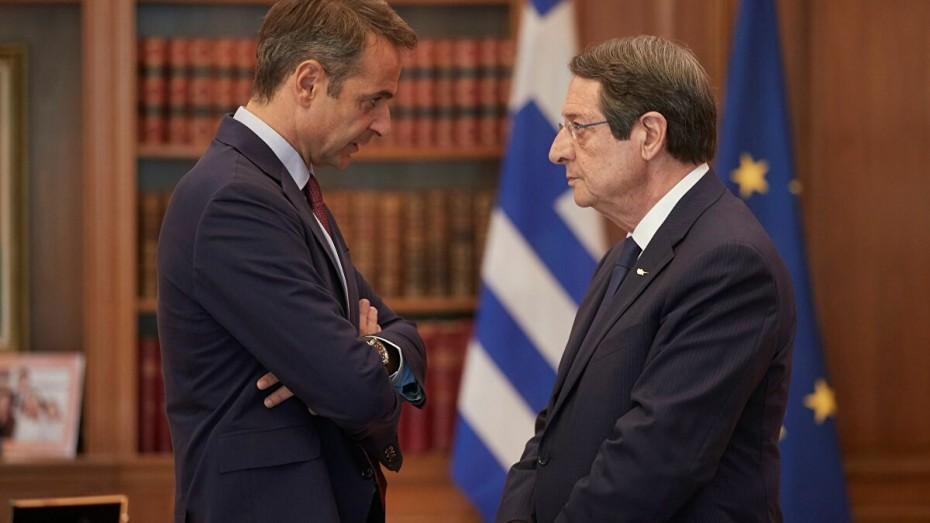 Επίσκεψη Αναστασιάδη στην Ελλάδα την Τρίτη