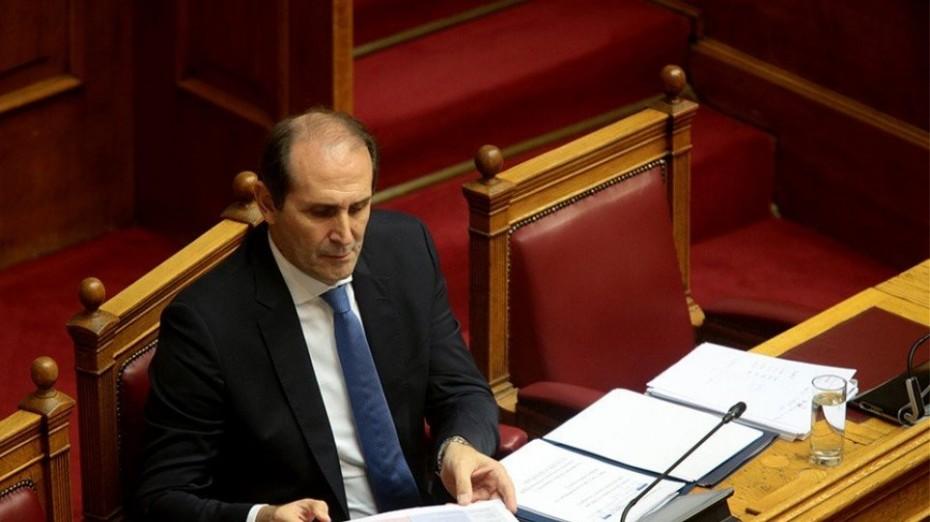Ο Βεσυρόπουλος προανήγγειλε νέες φορολογίες ελαφρύνσεις προς ψήφιση στη Βουλή