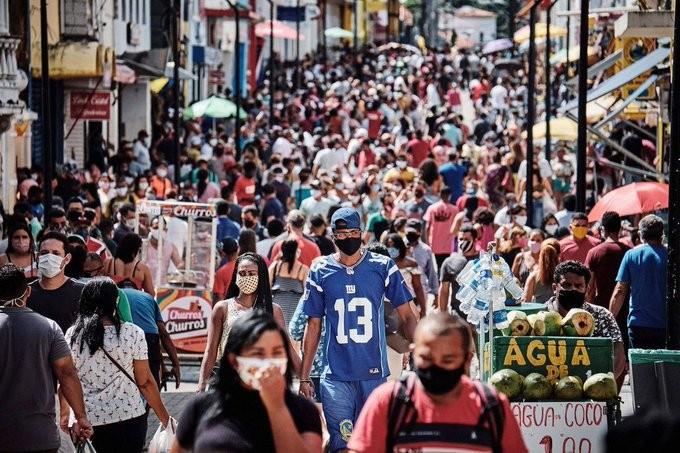Η Βραζιλία ξεπέρασε το φράγμα των 60.000 νεκρών από κοροναϊό