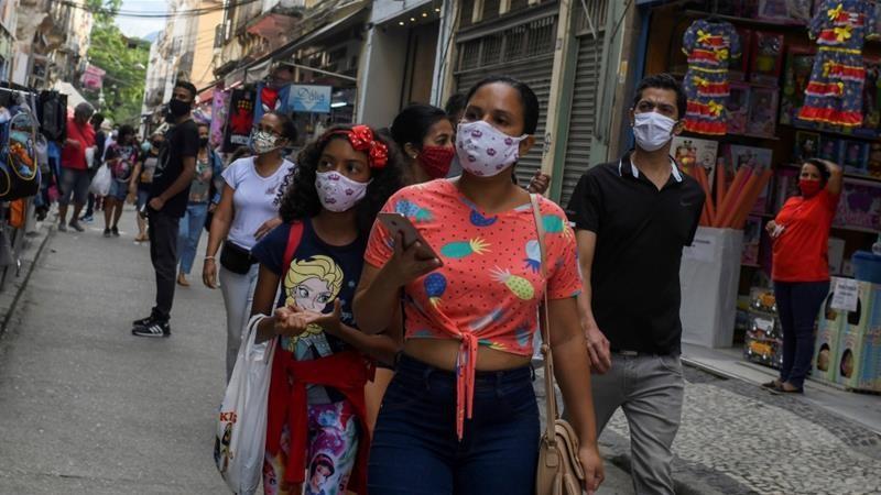 Πάνω από 1,5 τα κρούσματα κοροναϊού στη Βραζιλία