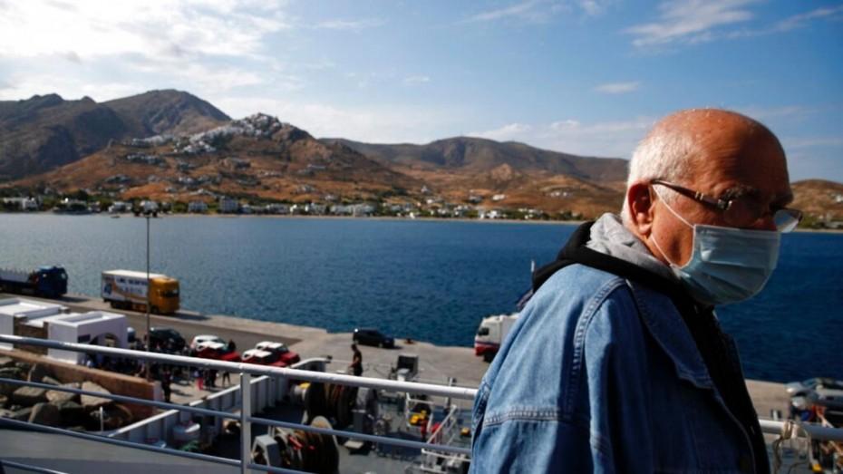 Κορονοϊός: Παραμένει χαμηλός ο δείκτης R στην Ελλάδα