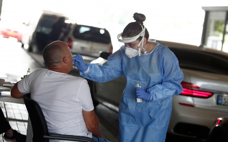Ακόμα 60 νέα κρούσματα του κοροναϊού στην Ελλάδα - Στα 3.732 συνολικά