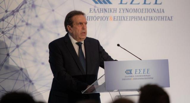 Αιχμές της ΕΣΕΕ στην κυβέρνηση για αποκλεισμό από τη μείωση ενοικίου
