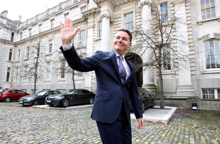 Ο Ιρλανδός Πασκάλ Ντόναχιου νέος πρόεδρος του Eurogroup