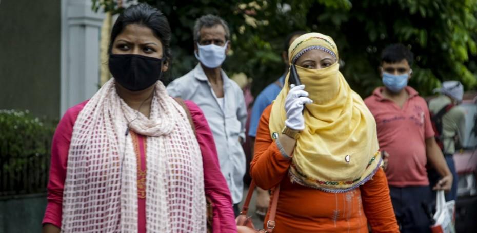 Πάνω από 800.000 τα κρούσματα του κοροναϊού στην Ινδία - Στη 3η θέση παγκοσμίως