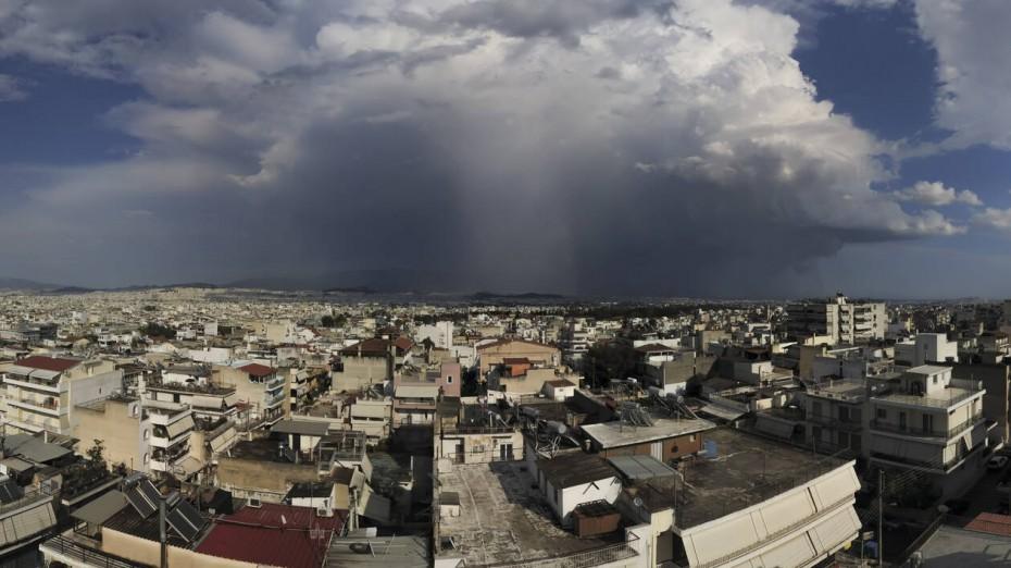 Άστατος ο καιρός για πολλές περιοχές της Ελλάδας