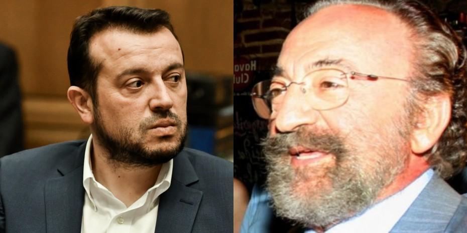 «Μετωπική» κυβέρνησης-ΣΥΡΙΖΑ μετά τις αποκαλύψεις για Καλογρίτσα και τα 3 εκατομμύρια!