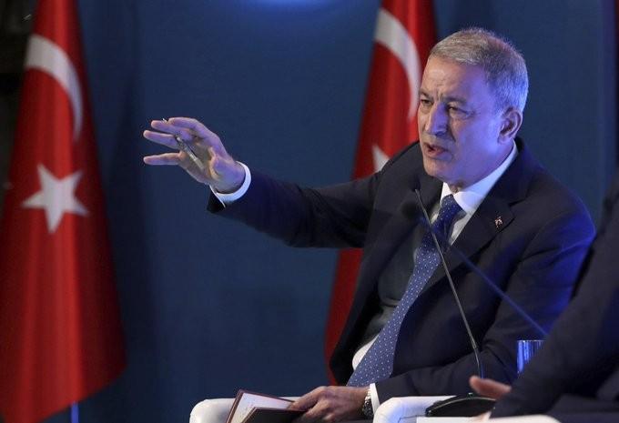 Η Κύπρος είναι ο εθνικός στόχος της Τουρκίας, τόνισε ο Ακάρ