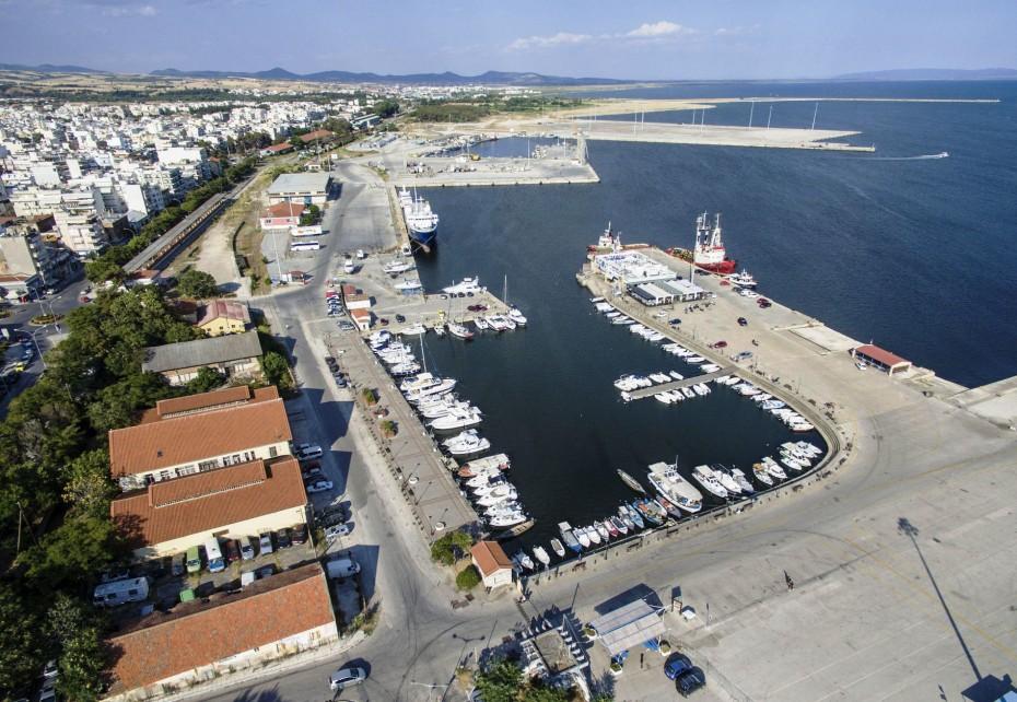 Την αξιοποίηση του λιμανιού Αλεξανδρούπολης προχωρεί η κυβέρνηση
