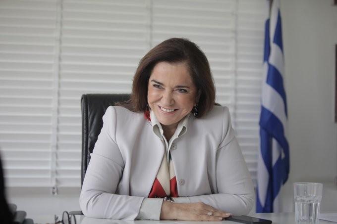 H Μπακογιάννη πρόεδρος της Επιτροπής για την ανάπτυξη της Θράκης