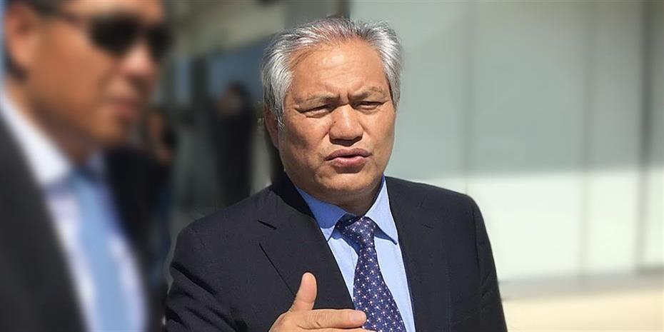 Παραιτήθηκε από διευθύνων σύμβουλος του ΟΛΠ ο Φου Τσενγκιού